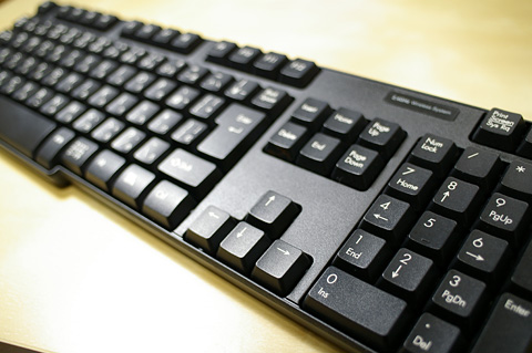 SANWA SUPPLY SKB-WL12BK ワイヤレスキーボード