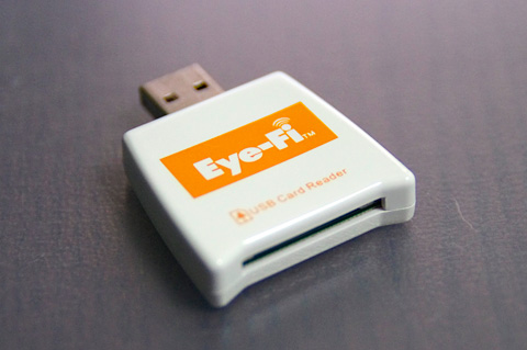 Eye-Fi Pro X2 USBアダプター