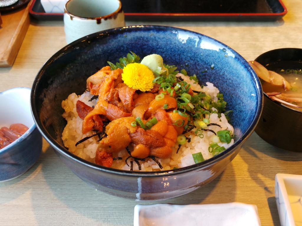 2013-01-04 ウニ丼