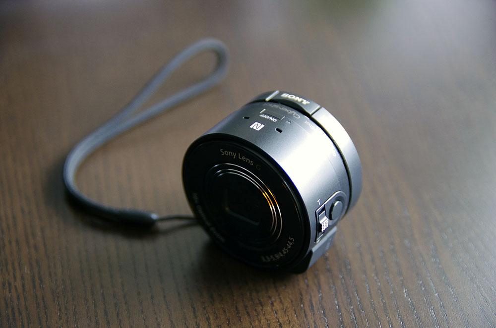 ソニー レンズスタイルカメラ サイバーショット DSC-QX10
