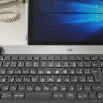 ロジクール ワイヤレスキーボード CRAFT (KX1000s)